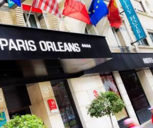 Quality hôtel paris orléans