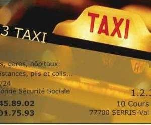 1 2 3 taxi