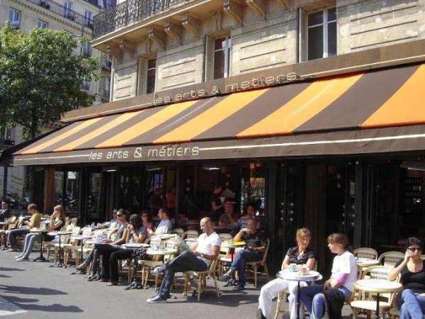 cafe arts et metiers