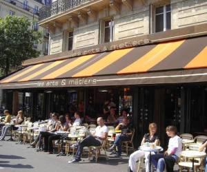 Café des arts et métiers