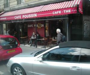 Cafe poussin