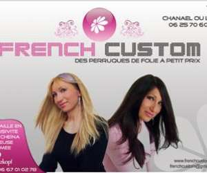 French custom perruques