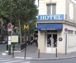 Belgrand hôtel
