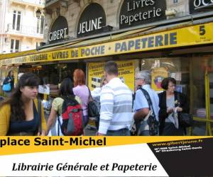 Gibert jeune librairie-papeterie