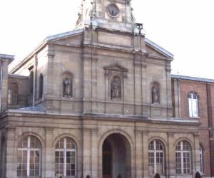 Chapelle de la fondation eugène napoléon
