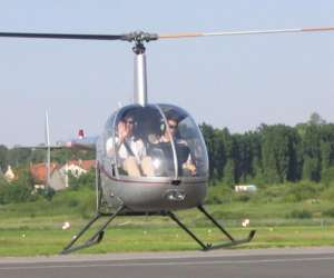 Stage pilotage helicoptere sur une journee