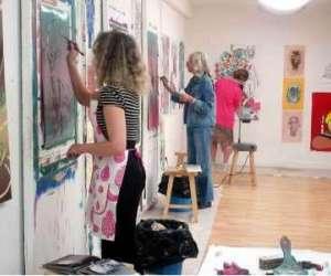 Atelier 115  -  cours de peinture