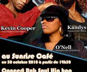 Sunrise cafe concert