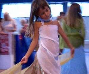 Danse orientale enfants et qi gong