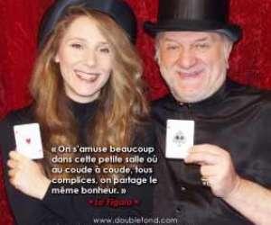 Cafe-theatre de la magie le double fond