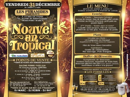 Nouvel an tropical le port marly 78560 t l phone - 16 avenue de saint germain 78560 le port marly ...