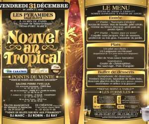 Nouvel an tropical