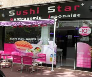Sushi star argenteuil