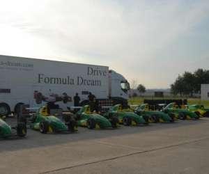 Formula dream stage de pilotage