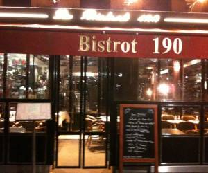 Le bistrot 190