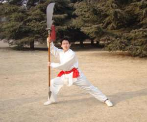 Zhang zhenqi instructeur taichi quan,massage chinois