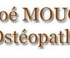 Chloé mougel, ostéopathe