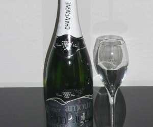 Champagne vinum vita