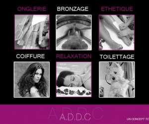 Addc - institut de beauté   -  le concept tout en un