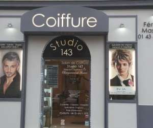 Salon de coiffure studio 143