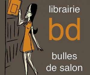 Librairie bulles de salon
