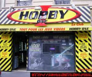 Hobby one - jeux videos et dvd blu-ray