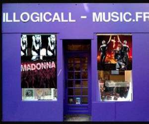 Illogicall-music boutique de disques