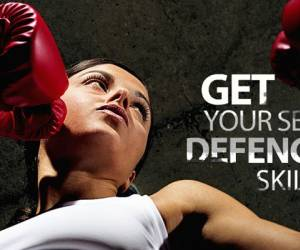 Self defense femme paris
