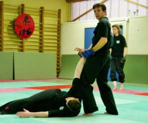La federation europeenne de kapap et self defense (f.e.