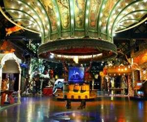 Musee des arts forains - pavillons de bercy