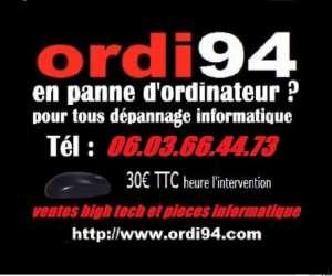 Ordi94.com  -   depannage  informatique