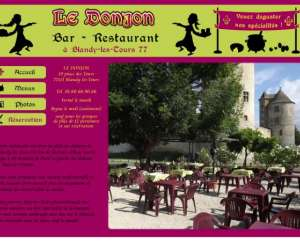 Restaurant - bar le donjon