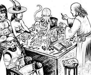 Club de jeux de rôles de châtenay-malabry