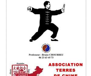 Association terres de chine  - tai chi chuan