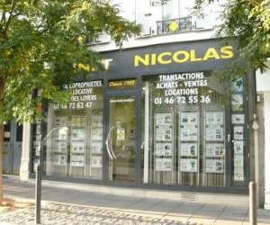 Cabinet nicolas immobilier ivry