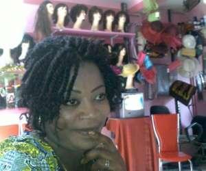 Coiffure afro belledame lorenda