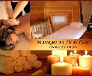 Massages au fil de l