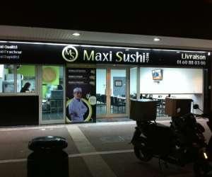 photo Maxi Sushi