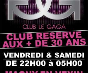 Restaurant club le gaga