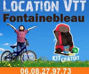 Location vtt fontainebleau