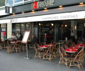 Restaurant le passage neuilly