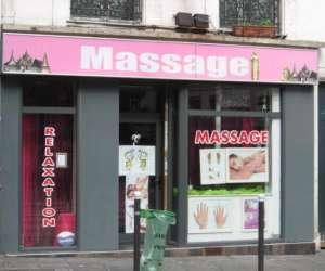 Massage au
