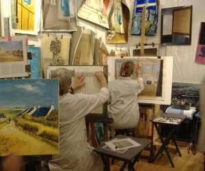 Cours de peinture, dessin - paris 15e
