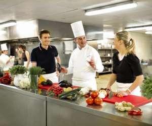 Cours de cuisine au hyatt regency paris-charles de gaul