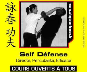 Ecole de self defense - wing chun