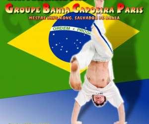 Cours de capoeira enfants et adultes à partir de 4 ans