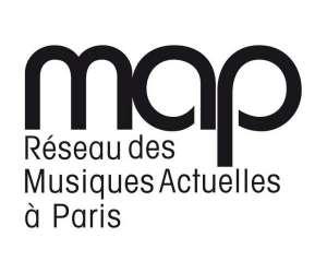 Reseau map -  musiques actuelles.