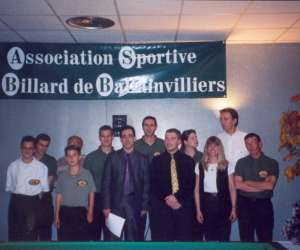 Asbb - association sportive billard ballainvilliers
