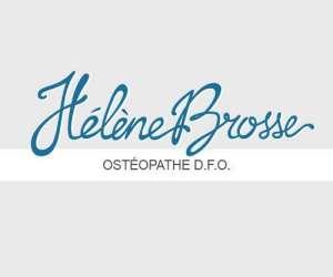Helene brosse osteopathe