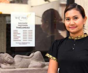 Massage thai wat pho heritage